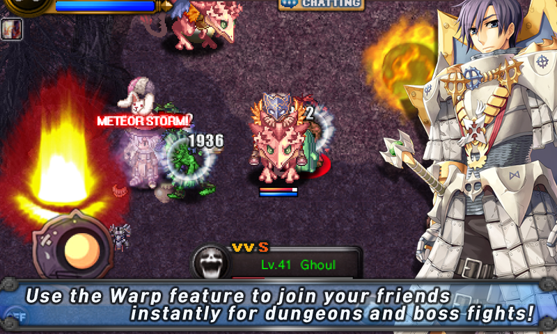 Ragnarok Valkyrie [English] - screenshot