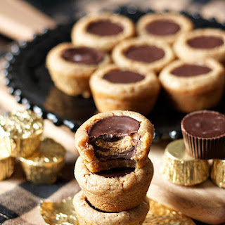 Cookie Butter Cup Blossoms