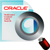 Oracle WebCenter Quick Search