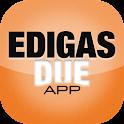 EdigasDue App gas icon