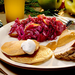 German-Style Red Cabbage.
