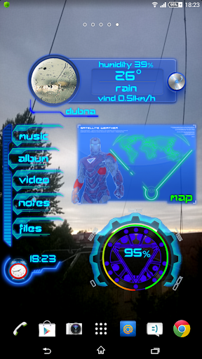 Interactive Interface 4 Uccw