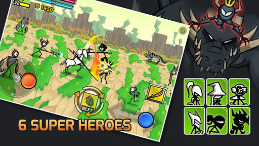 Cartoon Wars 2 1.1.2 screenshots 3
