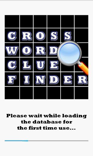 Crossword Clue Finder