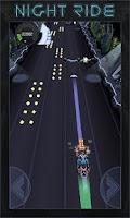 Screenshot of Night Ride - Free