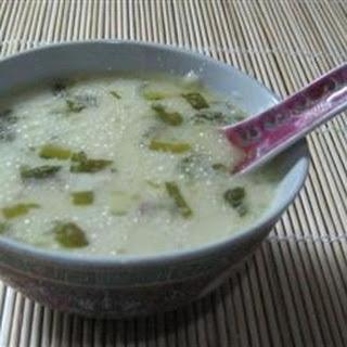 Thai Ginger Soup Recipes.