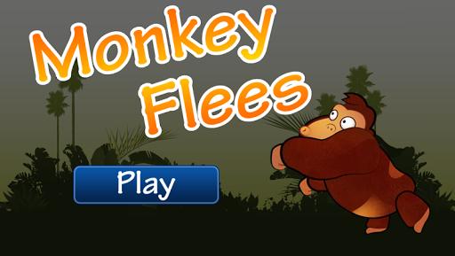 Monkey Flees
