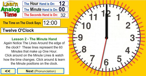 Learn Analog Time Apk Download 11