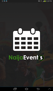 Naija Events- screenshot thumbnail