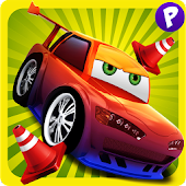 Learn Car Parking Toon 3D