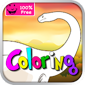 Dinoworld Coloring Book
