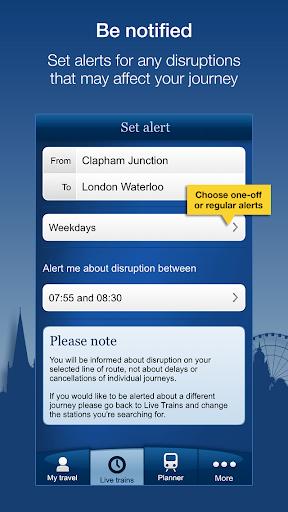 National Rail Enquiries  screenshots 2