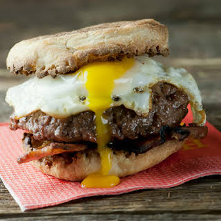 Bacon Egg Burger Recipes.