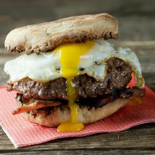 Bacon Egg Burger Recipes.