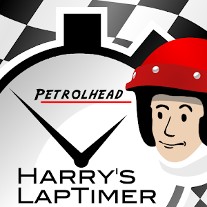 Harry's LapTimer Petrolhead