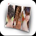 احدث طرق تسريحات الشعر 2014 icon