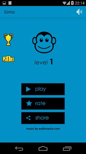 脳トレーニング 猿