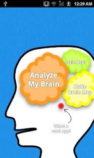 我的大腦地圖 - 在Facebook,Twitter啟用
