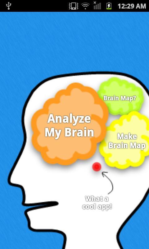 My Brain Map- screenshot
