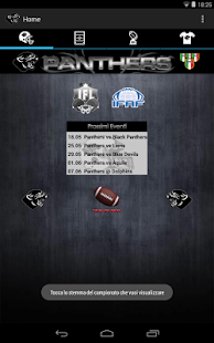 Parma Panthers Official- screenshot thumbnail