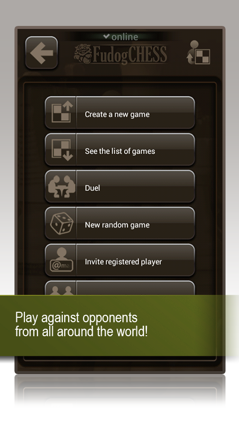 Fudog Chess- screenshot