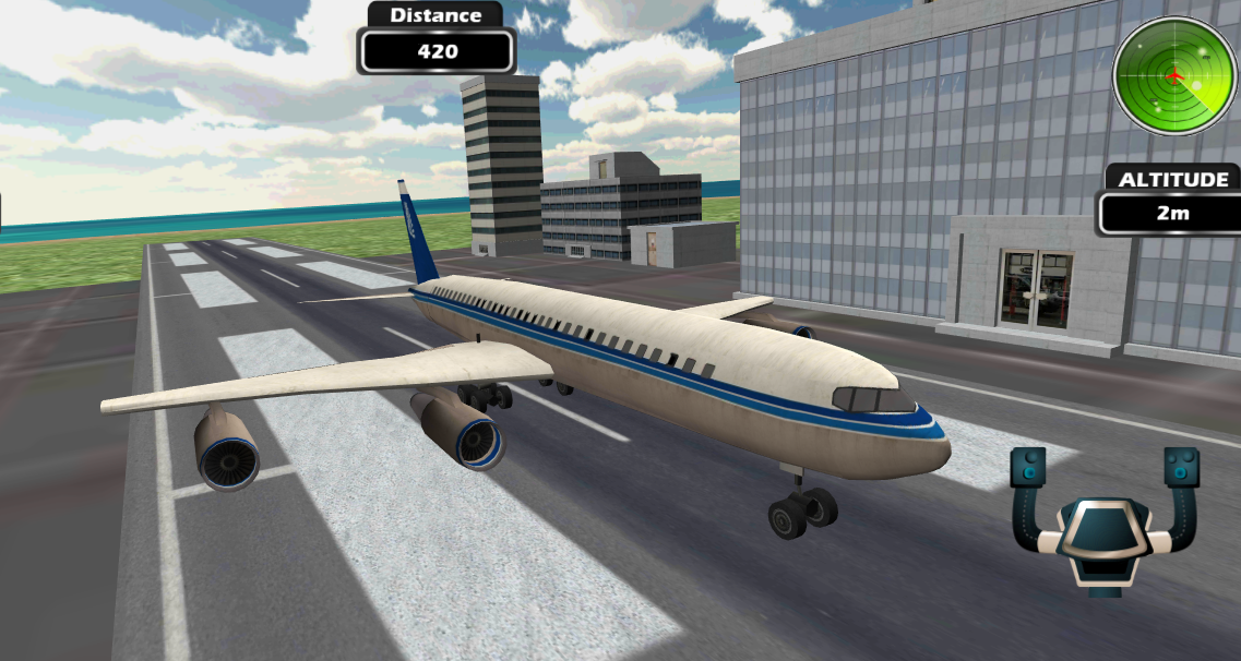 plane pro flight simulator 3d android apps on google play. Black Bedroom Furniture Sets. Home Design Ideas