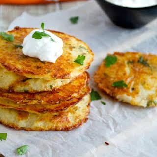 Mashed Potato Cakes.