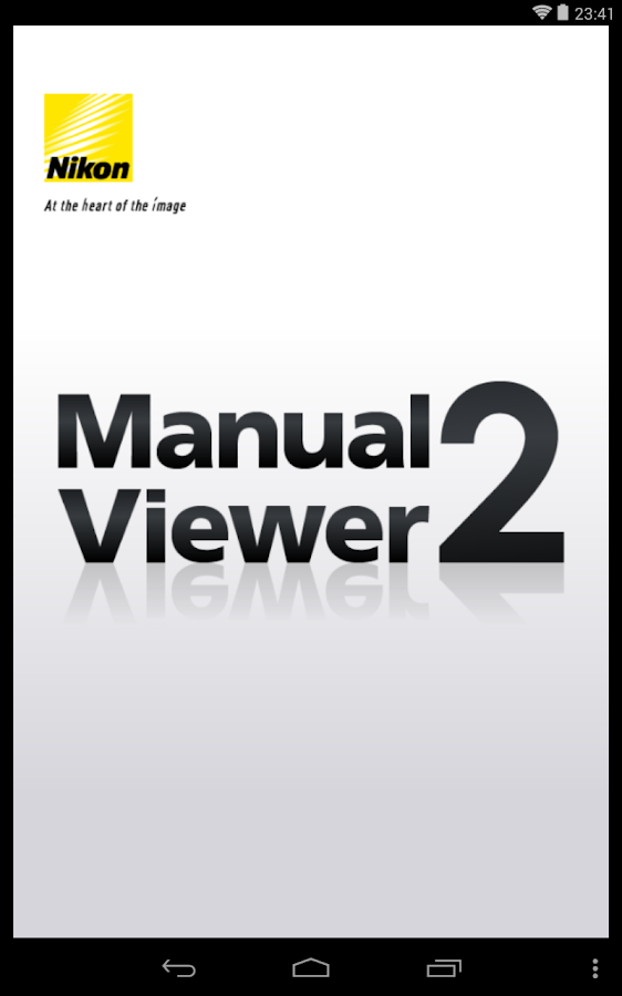 Manual Viewer 2 – screenshot
