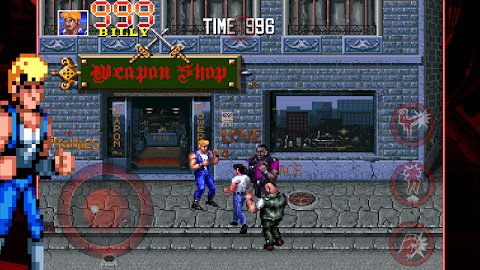 Double Dragon Trilogy Screenshot 10
