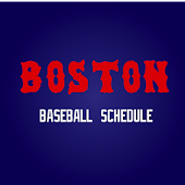 Boston Red Sox Schedule 2014