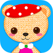 Cute Bear Fashion Dress & Play