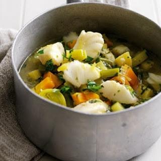 Healthy Cod Stew