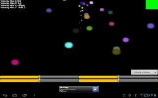 Screenshot of Particle Designer