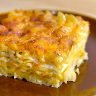 John Legend's Macaroni and Cheese.