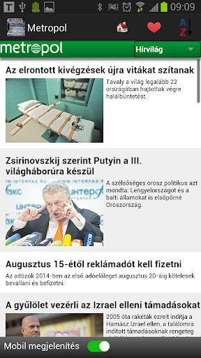 免費下載新聞APP|匈牙利报纸和新闻 app開箱文|APP開箱王