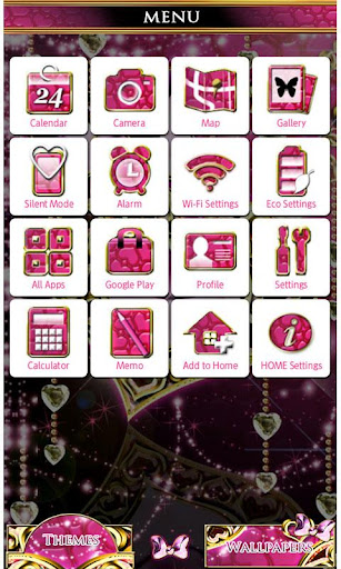 Charm of LOVE Wallpaper Theme 1.5 Windows u7528 2