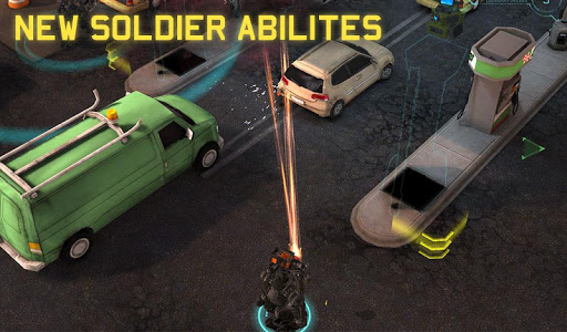 Screenshot for XCOM®: Enemy Within in United States Play Store