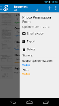 SignNow (formerly CudaSign)