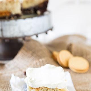 Cake Batter Brownies.