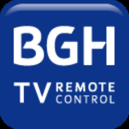 BGH Smart TV - TV Remote - PAD