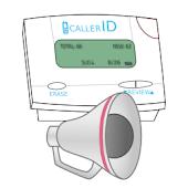 Voice Caller ID