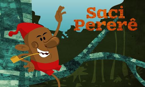 Die Geschichte von Saci Pererê