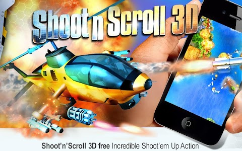 Shooter Scroller - Air War v2.1