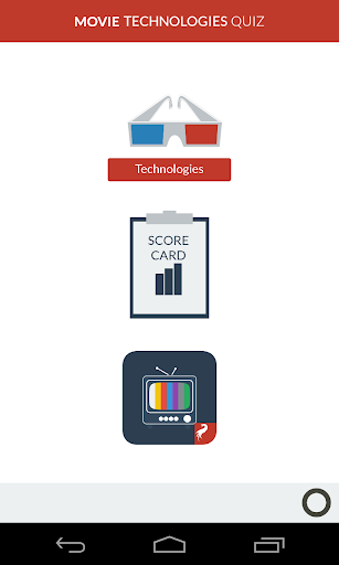 Movie Technologies Quiz