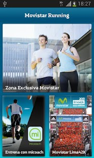 Movistar Running - screenshot thumbnail