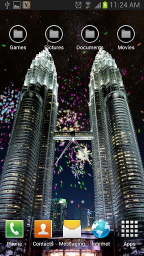 生活必備APP下載|Fireworks City - Kuala Lumpur 好玩app不花錢|綠色工廠好玩App