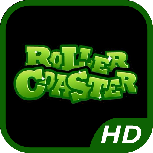 過山車遊戲 冒險 App LOGO-APP試玩