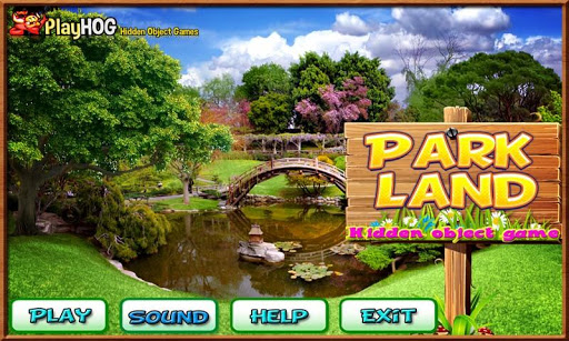 Park Land - Free Hidden Object