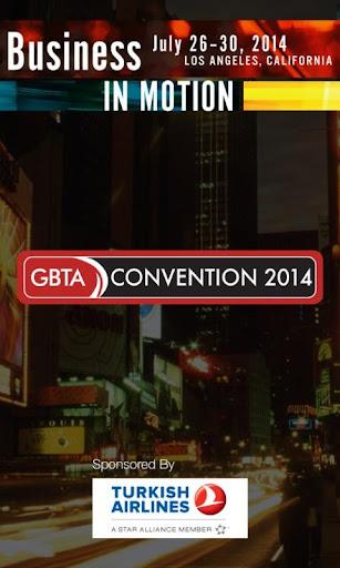 GBTA Convention 2014 App