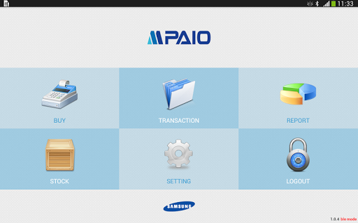 MPAIO m_POS for Tablet